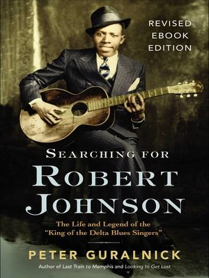 cover image of Searching for Robert Johnson