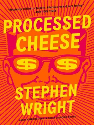 cover image of Processed Cheese