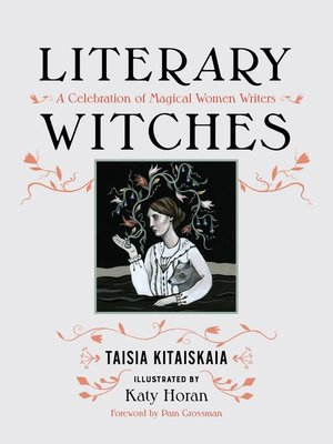 cover image of Literary Witches