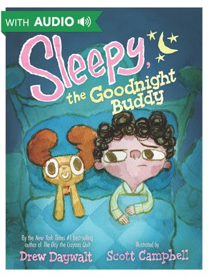 cover image of Sleepy, the Goodnight Buddy