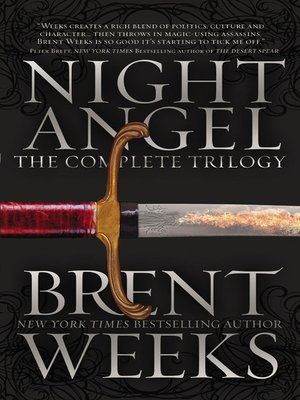 cover image of The Night Angel Trilogy