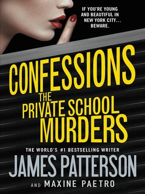 cover image of The Private School Murders