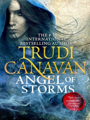 cover image of Angel of Storms