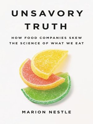 cover image of Unsavory Truth
