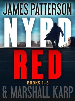 cover image of The NYPD Red Novels, Volumes 1-3
