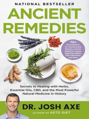 cover image of Ancient Remedies