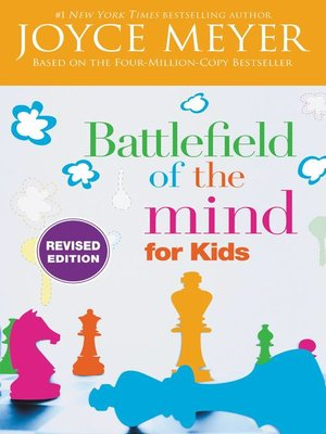 cover image of Battlefield of the Mind for Kids