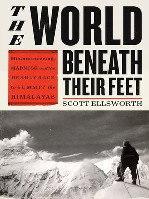cover image of The World Beneath Their Feet