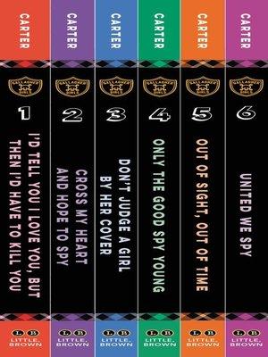 cover image of Gallagher Girls Digital Omnibus