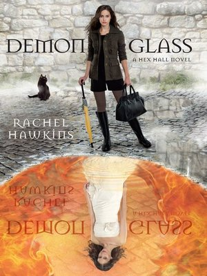 cover image of Demonglass