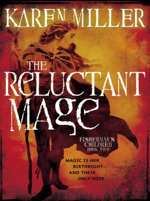 cover image of The Reluctant Mage