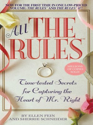 cover image of All the Rules