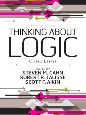 cover image of Thinking about Logic