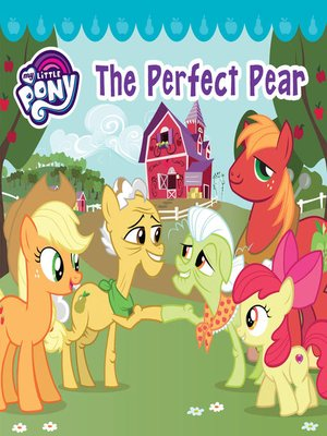 cover image of The Perfect Pear