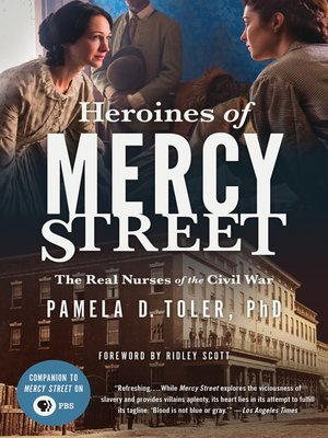 cover image of Heroines of Mercy Street