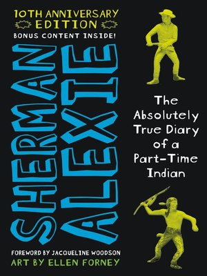 cover image of The Absolutely True Diary of a Part-Time Indian