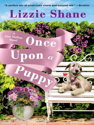 cover image of Once Upon a Puppy