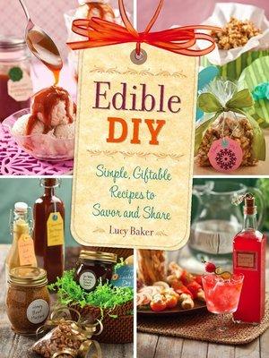 cover image of Edible DIY
