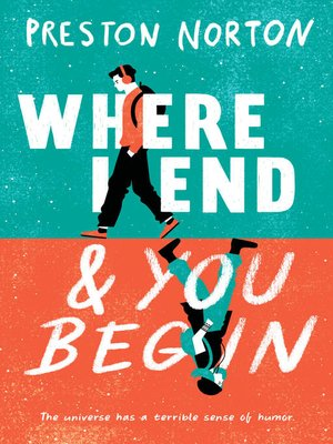 cover image of Where I End and You Begin