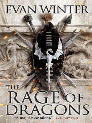 cover image of The Rage of Dragons