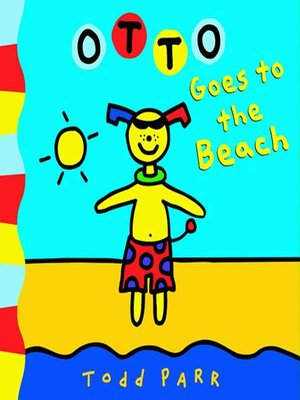 cover image of Otto Goes to the Beach