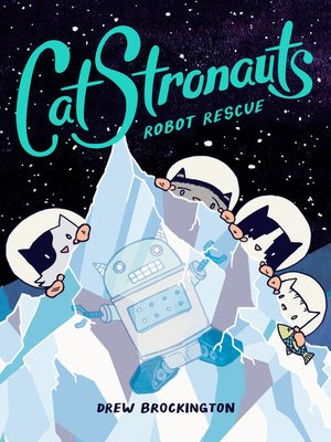 cover image of Robot Rescue