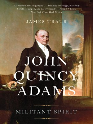 cover image of John Quincy Adams