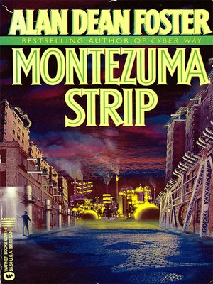 cover image of Montezuma Strip
