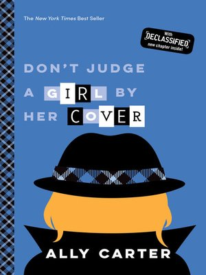 cover image of Don't Judge a Girl by Her Cover