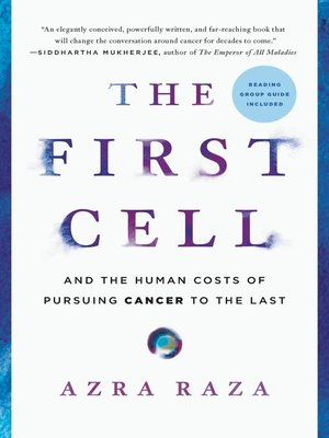 cover image of The First Cell
