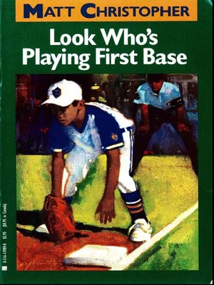 cover image of Look Who's Playing First Base