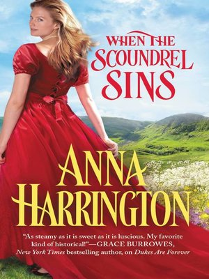 cover image of When the Scoundrel Sins