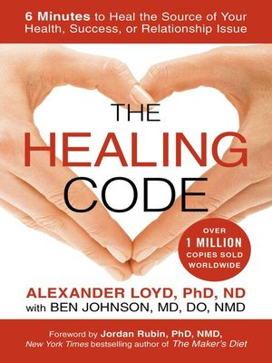 cover image of The Healing Code