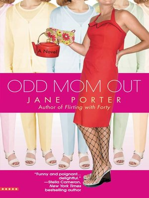 cover image of Odd Mom Out