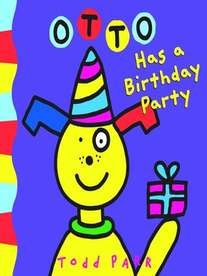 cover image of Otto Has a Birthday Party