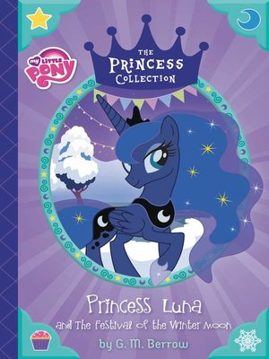 cover image of Princess Luna and the Festival of the Winter Moon