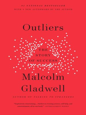 cover image of Outliers