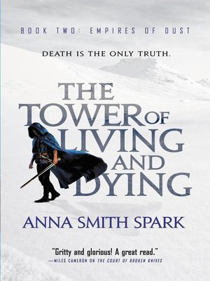 cover image of The Tower of Living and Dying