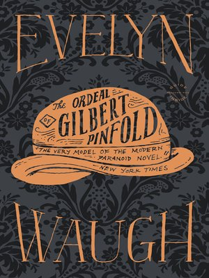 cover image of The Ordeal of Gilbert Pinfold