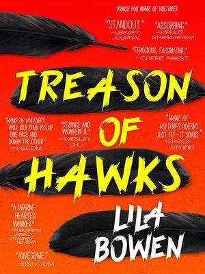 cover image of Treason of Hawks
