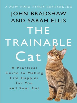 cover image of The Trainable Cat