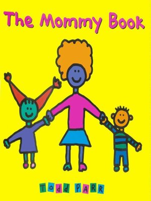 cover image of The Mommy Book