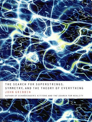 cover image of The Search for Superstrings, Symmetry, and the Theory of Everything