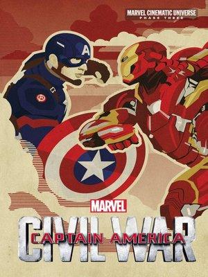 cover image of Captain America: Civil War