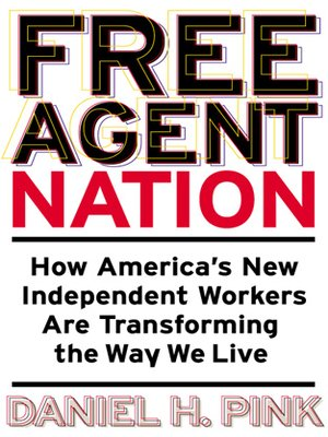 cover image of Free Agent Nation
