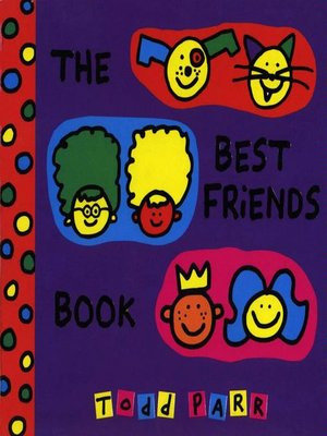 cover image of The Best Friends Book