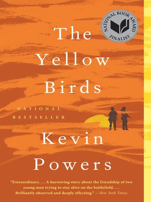 cover image of The Yellow Birds