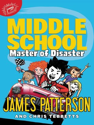 cover image of Middle School: Master of Disaster