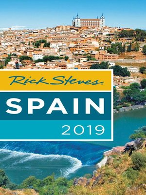 cover image of Rick Steves Spain 2019