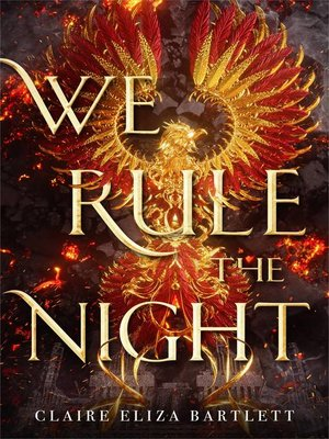 cover image of We Rule the Night